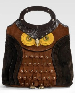 Who needs a tourniquet when you have the Kate Spade Owl?